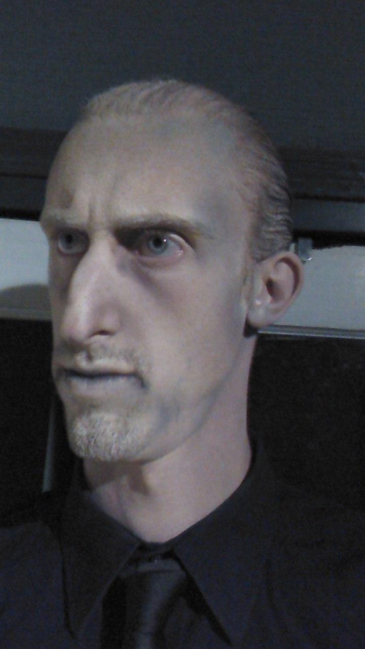 'Shadow Man' in the short film Seer