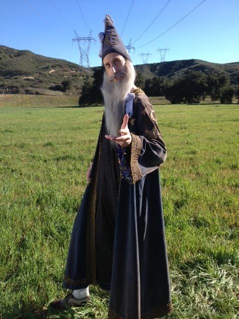 Stinky Wizard in Disney XD commercial